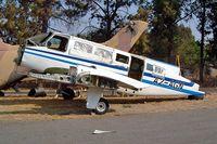 A2-AGN @ FALA - Cessna 404 Titan II [404-0031] Lanseria~ZS 05/10/2003