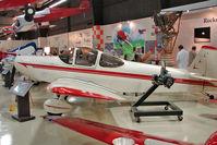 N31EB @ LAL - Exhibited at The Florida Air Museum at Lakeland , Florida