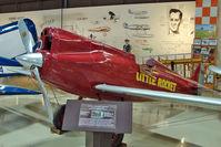 N345JA @ LAL - Exhibited at The Florida Air Museum at Lakeland , Florida