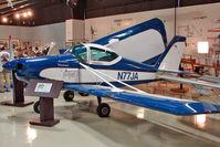N77JA @ LAL - Exhibited at The Florida Air Museum at Lakeland , Florida