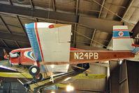 N24PB @ LAL - Exhibited at The Florida Air Museum at Lakeland , Florida