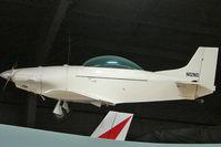 N12NS @ LAL - Exhibited at The Florida Air Museum at Lakeland , Florida