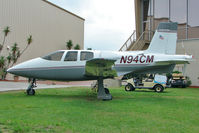 N94CM @ LAL - Exhibited at The Florida Air Museum at Lakeland , Florida