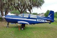 N520BJ @ LAL - Exhibited at The Florida Air Museum at Lakeland , Florida