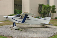 N135HB @ LAL - Exhibited at The Florida Air Museum at Lakeland , Florida
