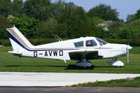 G-AVWD photo, click to enlarge