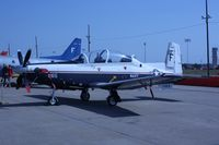 165965 @ NFW - Raytheon T-6A, c/n: PT-108 - by Timothy Aanerud