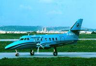 G-BKKY @ LMML - Jetstream G-BKKY Peregrine Airways - by raymond