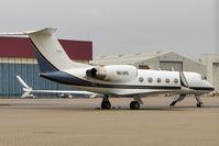 N614RD @ EGGW - 1986 Gulfstream Aerospace G-IV, c/n: 1006