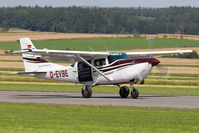 D-EFBE @ LOAB - Piper 18 - by Andy Graf-VAP