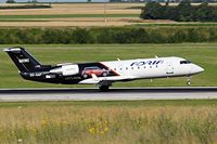 S5-AAF @ LOWW - Canadair CRJ-200LR [7272] (Adria Airways) Vienna-Schwechat~OE 13/07/2009