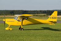 D-MJKK @ LOAB - Fk-Lightplanes FK-9 Mk.IV - by Andy Graf-VAP