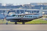 N529AB @ TPA - 2008 Cessna 208B, c/n: 208B2053