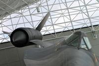 61-7964 - At the Strategic Air & Space Museum, Ashland, NE.  Lends itself to artistic shots. - by Glenn E. Chatfield