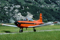 A-937 @ LSMO - training aircraft at Magadino