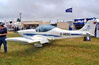 D-MBRG @ EGBP - Aerostyle Breezer  [047] Kemble~G 02/07/2005 - by Ray Barber