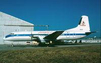N924 @ LMML - YS11 N924 Pyramid Airlines