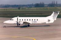 D-CBSG @ EHEH - ACE Air Charter Cy - by Henk Geerlings