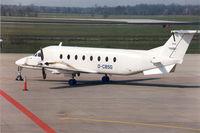 D-CBSG @ EHEH - ACE Air Charter - by Henk Geerlings