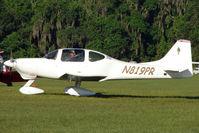 N819PR @ LAL - 2011 Sun n Fun at Lakeland , Florida