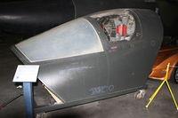68-0283 - Escape Capsule all that's left.  The two crew were lost - by Glenn E. Chatfield