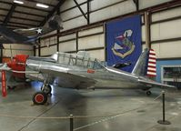 41-1306 - Vultee BT-13A Valiant at the March Field Air Museum, Riverside CA - by Ingo Warnecke
