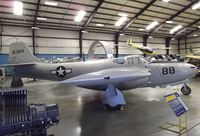 44-22614 - Bell P-59A Airacomet at the March Field Air Museum, Riverside CA - by Ingo Warnecke
