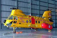 11301 @ CYRO - Boeing Vertol CH-113 Labrador [301] Ottawa-Rockcliffe~C 19/06/2005 - by Ray Barber
