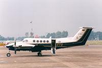 D-IFFB @ EHAM - Senator Aviation - by Henk Geerlings