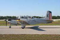 164169 @ LAL - T-34C Centennial colors