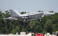 165171 @ LAL - F/A-18C - by Florida Metal