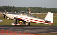N21TX @ LAL - Vans RV-8 - by Florida Metal