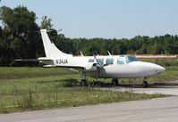 N34JA @ LAL - Aerostar 600