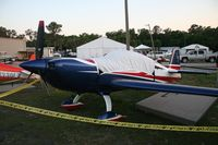 N36WH @ LAL - Extra 300