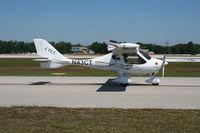 N43CT @ LAL - Flight Design CTLS