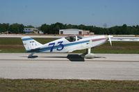 N73SH @ LAL - Glasair SH-2