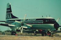 N169RV @ LMML - YS11 N169RV Reeve Aleutian Airlines