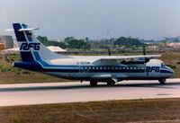 D-BCRM @ LMML - ATR42 D-BCRM RFG - by raymond