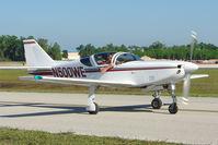 N500WE @ LAL - 2011 Sun n Fun at Lakeland , Florida