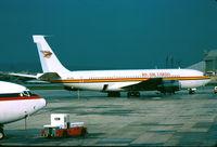5N-ARQ @ LMML - B707 5N-ARQ RN Air Cargo - by raymond