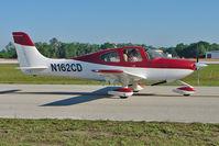 N162CD @ LAL - 2011 Sun n Fun at Lakeland , Florida