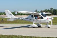 N43CT @ LAL - 2011 Sun n Fun at Lakeland , Florida