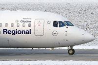 D-AVRA @ EPKK - Lufthansa