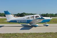 N2150Z @ LAL - 2011 Sun n Fun at Lakeland , Florida