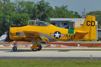 N128KA @ LAL - 2011 Sun n Fun at Lakeland , Florida