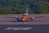D-CFME @ EDDR - D-CFME_ Hawker Beechcraft Corp B300 - by Jerzy Maciaszek
