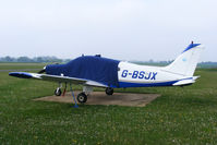 G-BSJX photo, click to enlarge