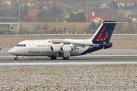OO-DJR @ EPKK - Brussels Airlines