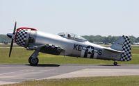 N426KS @ LAL - Super Six modified T-6