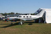 N454JD @ LAL - PA-46-350P - by Florida Metal